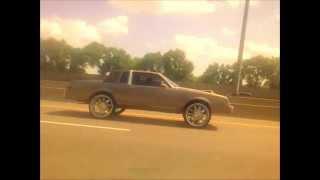 Bille Traffic - 83 Buick Regal G-BODY { FLEXIN CLEAN }