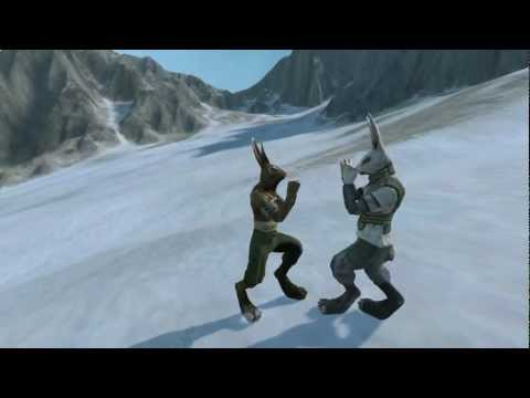 Overgrowth Tutorial - Hand to Hand Combat Image 1