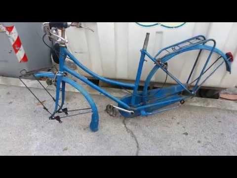 Bicicletta Graziella cestinata a Grosseto