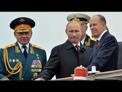 Ukraine crisis: Vladimir Putin pays visit to Crimea