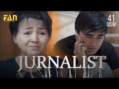 Журналист Сериали 41 - қисм / Jurnalist Seriali 41 - qism