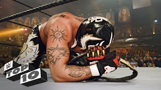 Rey Mysterios greatest WWE moments WWE Top 10 Feb