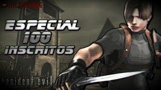 Resident Evil 4 Pistola + Granada + Faca (Pro)