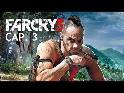 FARCRY 3 [CAPÍTULO 3] El salvador