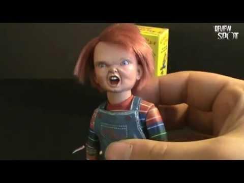 Toy Spot - Neca Cult Classics Series 4 Chucky