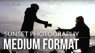 Medium Format Advantages, Sunset Captures and Image Comparison