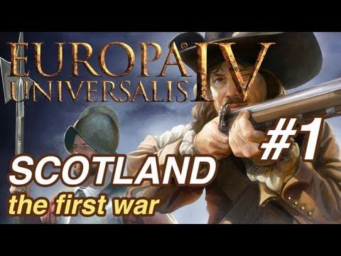 Europa Universalis 4: Scotland: Part 1