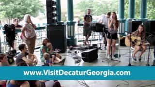 MARTA's Decatur Station Tour