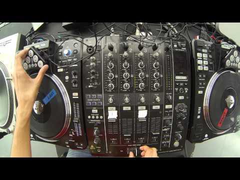 BOOM DJ Battle 2013 - Mr Shaw''s Semi-Finals Live Set - 18-21 Division