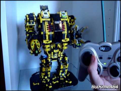 Warhammer 40000 - Lego Dreadnought