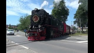 Quedlinburg - Dixie Train in den Harz -2017