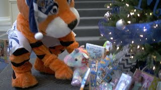 The University of Memphis - 2018 Toy Drive