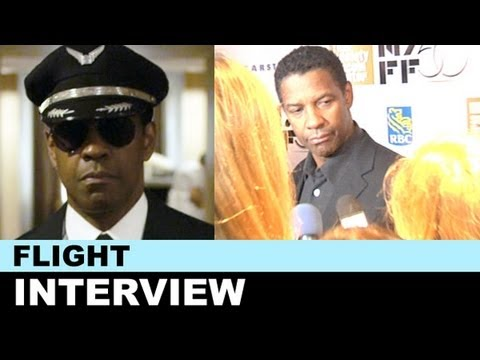 Flight 2012 - Denzel Washington, Robert Zemeckis Interview : Beyond The Trailer