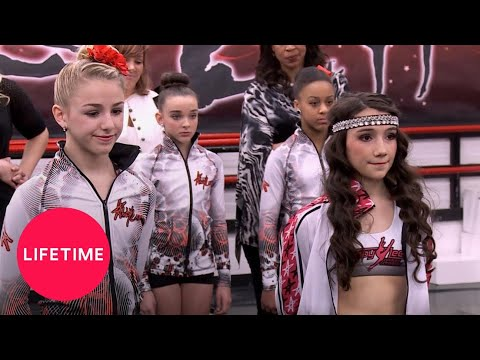 "Dance Moms: Dance Digest: ""Lucky Star"" (Season 4) | Lifetime"