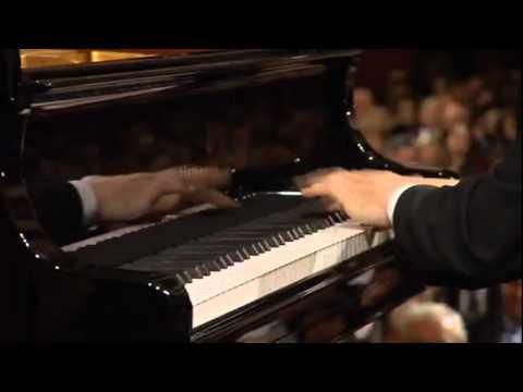 Wunder Ingolf  Piano concerto in E minor,  3rd movement