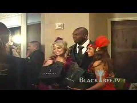 Terrell Owens Exclusive Interview - Birthday Party Dallas TX Video