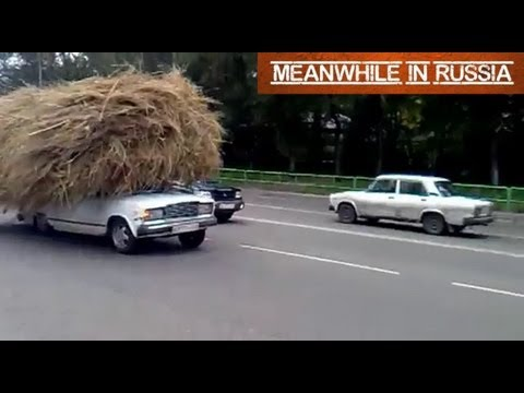 Hay Transportation Like a Boss