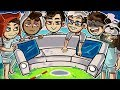 SIX GUYS ONE HOLE! - Mini Golf Funny Moments (Golf It Gameplay)