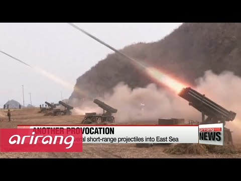 N. Korea fires several projectiles, hours after UN adopts sanctions resolution