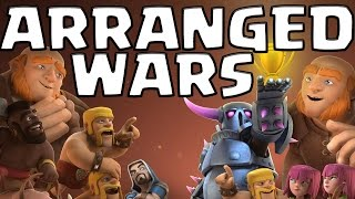 Clan Challenge (Arranged Wars) Incoming | Clash of Clans