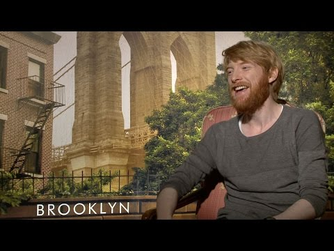 Saoirse Ronan Tells the Story of Domhnall Gleeson Getting His 'Star Wars' Role