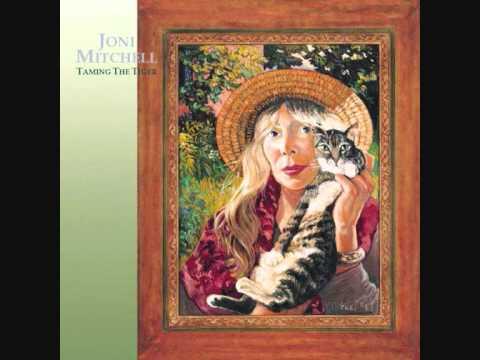 Joni Mitchell - Love Puts On A New Face