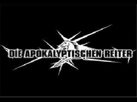 Die Apokalyptischen Reiter - Vier Reiter Stehen Bereit