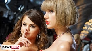 Selena Gomez DROPPED Taylor Swift 'ME!' Clues in 2017?