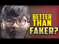 One Trick Ponies vs Pros - Azoh better than Faker?