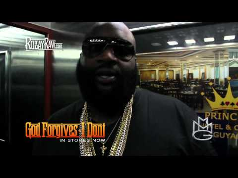 That International Life: Rick Ross Visits Guyana In South America For A Concert!
