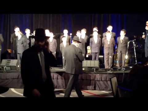 Cheder Lubavitch Boys Choir-Cheder Dinner 2104    Second Song - 02/19/2014
