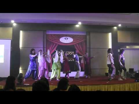 Rhythms of Mohabbatein - BollyNite 2012