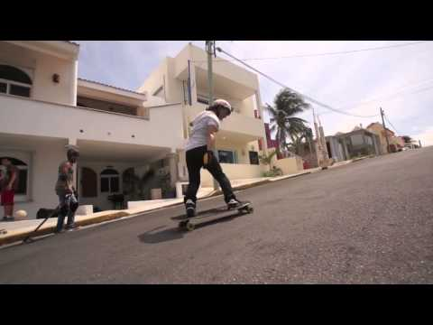 Isla Mujeres Session - Longboard Living Cancun x Madero 3/4 Skate Shop