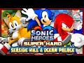 Sonic Heroes (HD) - SUPER HARD MODE - Part 1