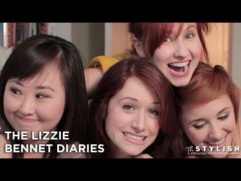 THE LIZZIE BENNET DIARIES: INTERVIEW W/ CAST & CREW!