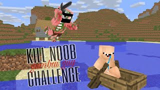 Monster School : KILL THE NOOB CHALLENGE - Minecraft Animation
