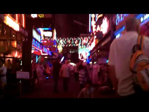 HD bangkok red light district 2