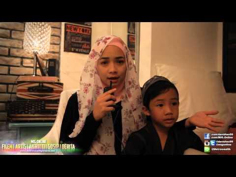 Nora Danish Bersama Kekasih Hati - Putra Rayqal