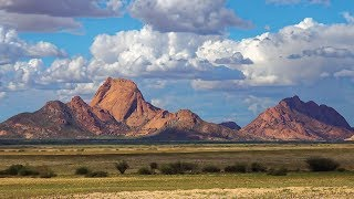 Namibia in 4K Ultra HD
