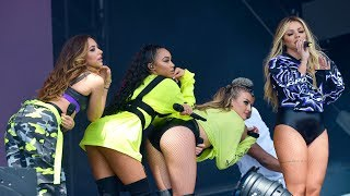 Download Lagu Little Mix - Touch (Radio 1's Big Weekend 2017) Gratis STAFABAND