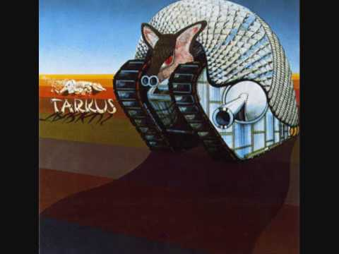 Emerson Lake And Palmer - Tarkus Part Ii - Stones Of Years