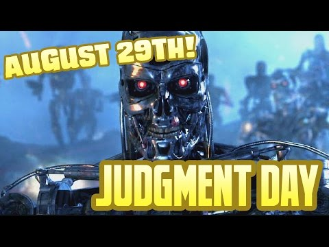 Today in Nerd History: Judgment Day