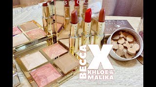 Becca X Khloe Kardashian Malika Haqq Collection