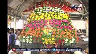 Vinayaka Chavithi Celebrated Grandly In Sampath Vinayak Temple | Vizag