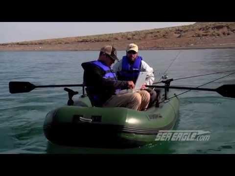 StealthStalker 10 Frameless Fishing Boat