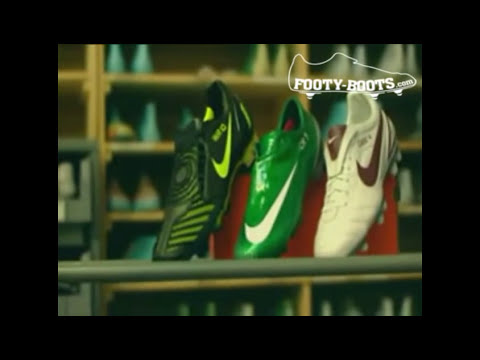 Making Nike Football Boots