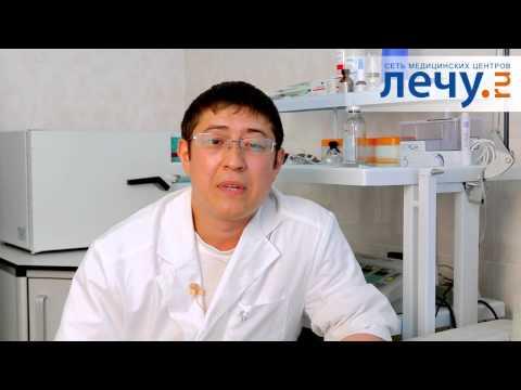 Видео как снять отек слизистой носа