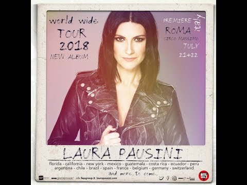 LAURA PAUSINI 2018 |new album|