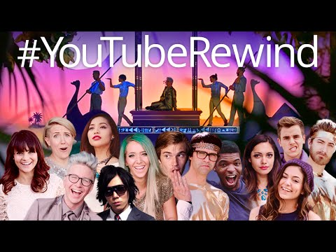 Cover Lagu YouTube Rewind: Turn Down for 2014