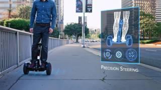 Segway miniPRO   Redefining Personal Transportation